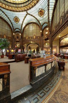 Socgen Agence Centrale 01 - Paris architecture of the Belle Époque - Wikipedia