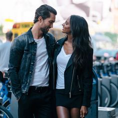 Beauty Things You Didn't Know About Jasmine Tookes and Tobias Sorensen, Stars of Calvin Klein Eternity Now Fragrance Campaign Hot Couples, Cute Couples Goals, Mixed Couples, Jasmin Tookes, Tobias Sorensen, Couple Goals Tumblr, Beauty Quiz, Couple Goals Cuddling, Cutest Couple Ever