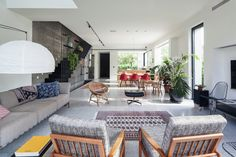 Completed in 2013 in Tel Aviv-Yafo, Israel. Images by Tal Nisim. The townhouse is situated on an urban threshold at the edge of the ayalon cbd of tel aviv. The neighborhood in south east tel aviv, is defined by the...