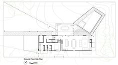 Image 11 of 14 from gallery of New House / Grant Maggs Architects. Ground Floor Plan, House Plans, New Homes, Floor Plans, How To Plan, Gallery, Eagle, Houses, Projects