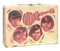 The Monkees Vintage and Retro Lunch Boxes Retro Lunch Boxes, Cool Lunch Boxes, Metal Lunch Box, Vintage Ephemera, Vintage Ads, Vintage Stuff, Vintage Items, Bubblegum Pop, Power Pop