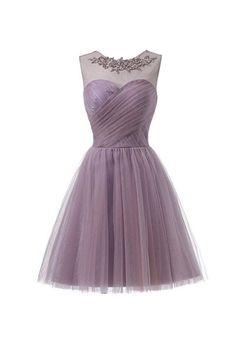 Custom Made Prom Dresses #CustomMadePromDresses, Prom Dresses Purple #PromDressesPurple, Prom Dresses 2018 #PromDresses2018, Prom Dresses Short #PromDressesShort