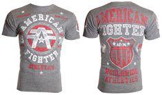 American Fighter AFFLICTION Mens T-Shirt DAVENPAINT Tattoo Gym MMA UFC M-3XL $36 #Affliction #GraphicTee