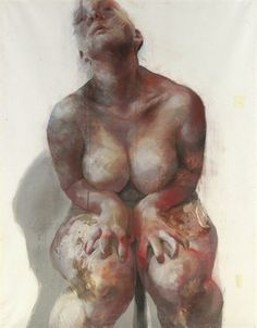 Mirror, Mirror - Jenny Saville's striking self-portraiture - Represent