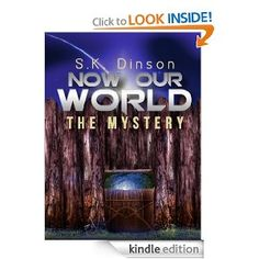 The 2nd book in the series is out now:- Now Our World: The Mystery