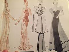 Source 9 - Evening Dresses 1900-1940: 1939