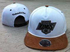 7a62d4475aa NHL Los Angles Kings Strap Back Hat id01  CAPS M2132  - €16.99   Cap SaleWhite  ...