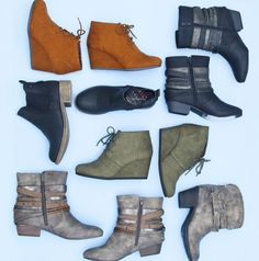 Boots on Boots on Boots
