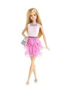 Barbie® Fashionistas® Doll - Barbie   Barbie Collector