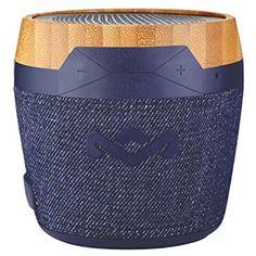 House of Marley Chant Mini Denim Bluetooth Portable Audio System