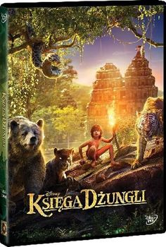 """Księga dżungli"" (""The jungle book""), reż. Jon Favreau, scen. Justin Marks, na podstawie powieści Rudyarda Kiplinga. 102 min."