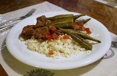Make and share this Bamya ( Lamb or Beef and Okra Stew) recipe from Food.com.