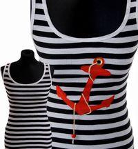 Customizar camisetas marineras