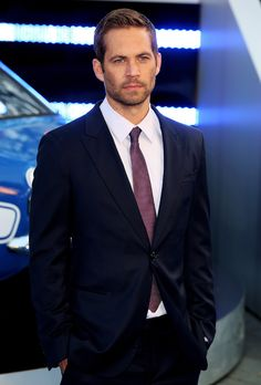 Paul Walker, London, May 2007