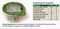 Iogurte Grego Light pode ser consumido na dieta Low Carb