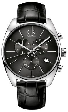 Calvin Klein Gent Exchange   ck K2F27107