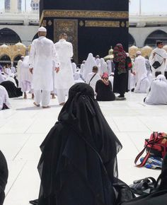 O Allah call me to your Home ❤ Anime Muslim, Muslim Hijab, Muslim Girls, Muslim Women, Muslim Tumblr, Mecca Islam, Niqab Fashion, Islamic Quotes Wallpaper, Islamic Girl