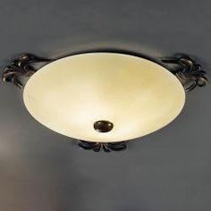 Tuscanor - Traditional Flush Ceiling Light