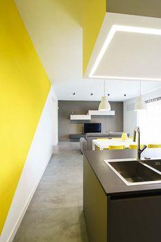 #homedecor #interiors #modern #apartment #rome #italy