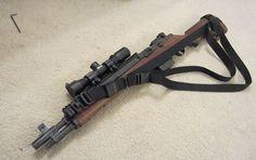 Tactical Survival, Survival Gear, Springfield M1a, Designated Marksman Rifle, Scout Rifle, Battle Rifle, Custom Guns, Cool Guns, Military Equipment