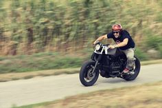 BMW K75 Tatanka ~ Return of the Cafe Racers // looks like fun.