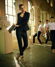 96967fc1a217f6 28 Best Ted Baker AW14 Launch images