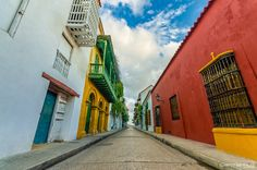 Cartagena Walk by Germán Ruiz on 500px
