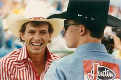 Lane Frost and Tuff