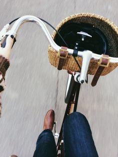 Afternoon ride.  | Gabrielle Assaf | VSCO Grid