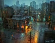 Nikolai Lockertsen has worked in the film-industy and VFX since late 90's. As a professional concept artist and matte-painter he has worked on more than 30