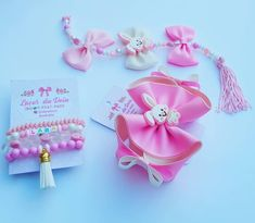 Handmade Hair Accessories, Ribbon Art, Baby Quilts, Hair Bows, Hair Clips, Ribbon Hair Bows, Hair Accessories, Handmade Crafts, Handmade Bracelets
