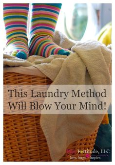 I actually don't mind doing laundry. I've been using the same system for at least 20 years, and it works for me. I've never thought about doing laundry any other way. Until Hubby graciously decided to help one weekend. Deep Cleaning Tips, Green Cleaning, Cleaning Hacks, Cleaning Schedules, Cleaning Recipes, Cleaning Supplies, Doing Laundry, Laundry Hacks, Laundry Room