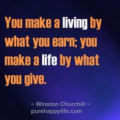 you-make-a-living