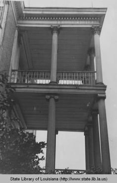 Shady Grove Plantation in Iberville Parish Louisiana :: State Library of Louisiana Historic Photograph Collection