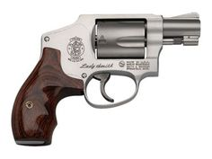Smith & Wesson® 642LS LadySmith™ .38 Special Revolver This will be mine. <3 Would be a good gun for concealed carry!