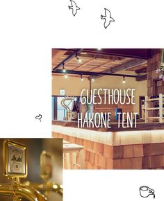 TOP | HOSTEL & RELAXING BAR HAKONE TENT | Hostel at Hakone-machi Gora Hostel, Lodges, Neon Signs, Japan, Tents, Japanese Dishes