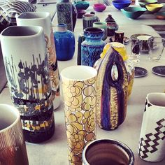 Vintage gorgeousness as far as the eye can see. #photoshoot #spring2013