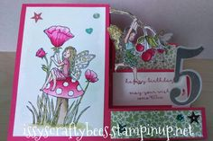 Stampin Up! Fairy Celebration