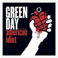 American Idiot, an album by Green Day on Spotify Greatest Album Covers, Iconic Album Covers, Rock Album Covers, Music Album Covers, Box Covers, Music Albums, The Who Album Covers, Best Album Art, Music Pics