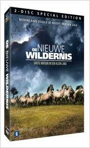 De nieuwe wildernis. Natuurdocumentaire, DVD