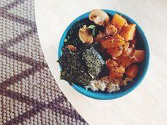 Macro bowls and the veggie journey // fourthandolive.com