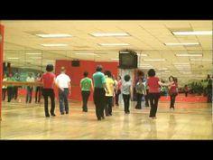 ▶ Imelda's Way - Line Dance (Demo & Walkthrough) - YouTube