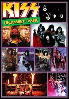 Kiss............ Kiss Music, Kiss Concert, Kiss Rock Bands, Kiss Images, Eric Carr, Rock Cover, Vintage Kiss, Kiss Art, Best Kisses