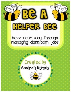 Busy Bees Accents And Nametags
