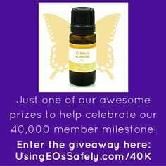 We did it! We surpassed 40,000 members in our facebook group.It's time to celebrate!We are giving away…