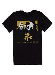 U2 The Joshua Tree T-Shirt | Hot Topic