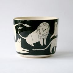 Keep Company - Lion Pot ════════════════════════════ http://www.alittlemarket.com/boutique/gaby_feerie-132444.html ☞ Gαвy-Féerιe ѕυr ALιттleMαrĸeт   https://www.etsy.com/shop/frenchjewelryvintage?ref=l2-shopheader-name ☞ FrenchJewelryVintage on Etsy http://gabyfeeriefr.tumblr.com/archive ☞ Bijoux / Jewelry sur Tumblr