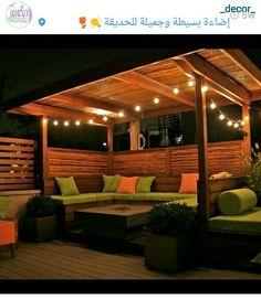 Amazing Modern Pergola Patio Ideas for Minimalist House. Many good homes of classical, modern, and minimalist designs add a modern pergola patio or canopy to beautify the home. Backyard Gazebo, Backyard Seating, Backyard Patio Designs, Backyard Landscaping, Backyard Ideas, Diy Pergola, Cozy Backyard, Rooftop Patio, Pergola Kits