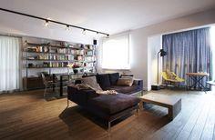 architecture modern apartment