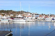 Grimstad Norway | Grimstad, Norway. 12/3-2012. | Norway | Pinterest